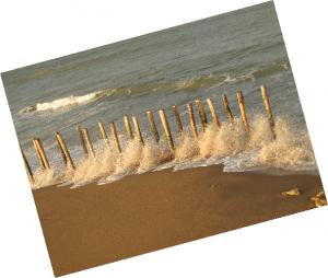 plage de soubregeon Oléron