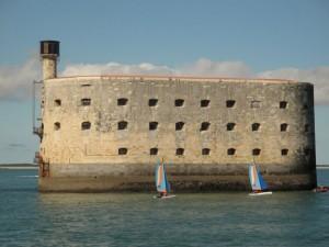 Fort Boyard au large de l'ile d'Oléron