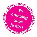 Gestion des déchets en Camping sur l'ile d'Oléron