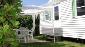 Location mobil home Sabi Primo - Camping le Sabia ile Oléron